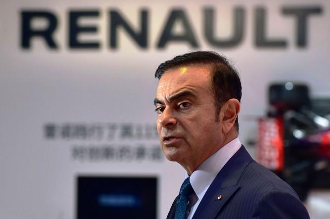 Pengganti Carlos Ghosn bakal diumumkan Renault pada Kamis (24/1/2019) besok. AFP