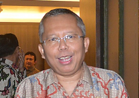 Wakil Ketua Tim Kampanye Nasional (TKN) Joko Widodo-Ma'ruf Amin, Arsul Sani. MI/ Susanto.