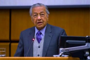 Mahathir: Israel Negara Kriminal