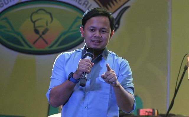 Wali Kota Bogor Bima Arya Sugiarto. MI/ Arya