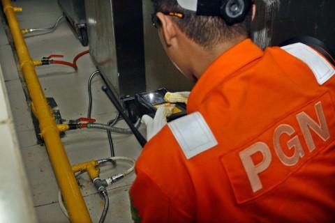 PGN Tambah 80 Ribu Sambungan Gas Rumah Tangga