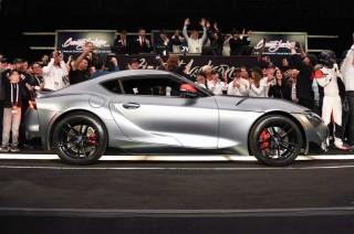 Toyota GR Supra 2020 Produksi Pertama Terjual Rp29,8 Miliar