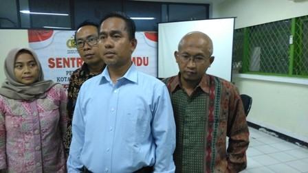 Ketua Bawaslu Jakarta Timur Sakhroji Sah. Medcom.id/ Muhammad Syahrul Ramadhan,