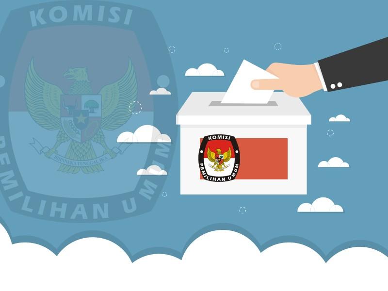 Ilustrasi kotak suara. Medcom.id/M Rizal.