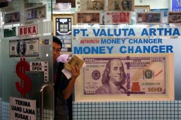 Rupiah Pagi Libas Dolar AS