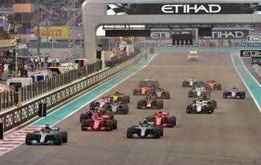 F1 Rilis Jadwal Balapan Musim 2019