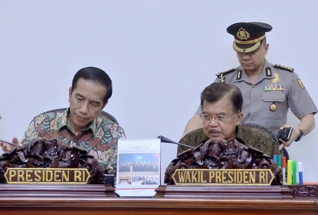 Jokowi-JK/ANT/Yudhi Mahatma