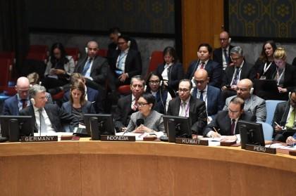 Indonesia Perjuangkan Hak Palestina jadi Anggota Penuh PBB