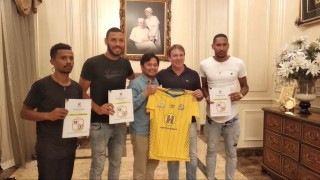Barito Putera Boyong Dua Palang Pintu Brasil