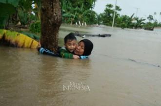 Banjir Bandang Terjang Gowa, 6 Orang Tewas