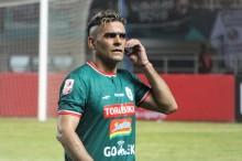 Sriwijaya Berminat Boyong Cristian Gonzales