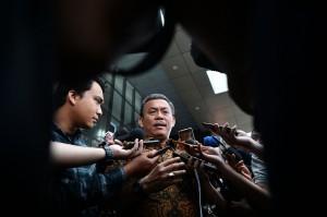 Ketua DPRD DKI Laporkan LHKPN ke KPK