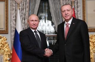 Putin dan Erdogan Akan Diskusikan Zona Keamanan Suriah