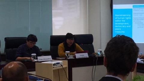 Wakil Baru RI di HAM ASEAN Utamakan Kerja Nyata