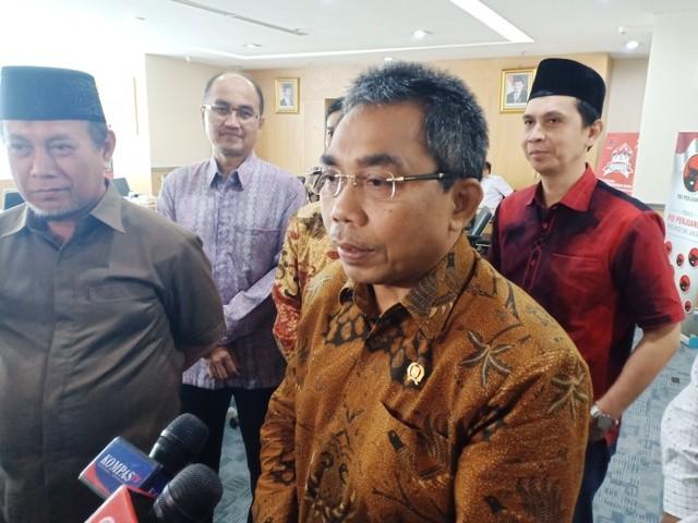 Ketua Fraksi PDIP DPRD DKI Jakarta Gembong Warsono. Foto: Medcom.id/Cindy.
