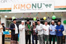 Minimart Kios Modern NU diresmikan di Bogor