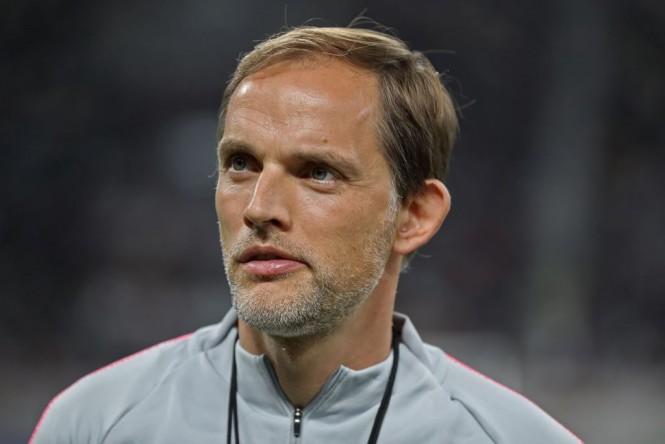 Pelatih PSG, Thomas Tuchel (AFP/Karim Jaafar)