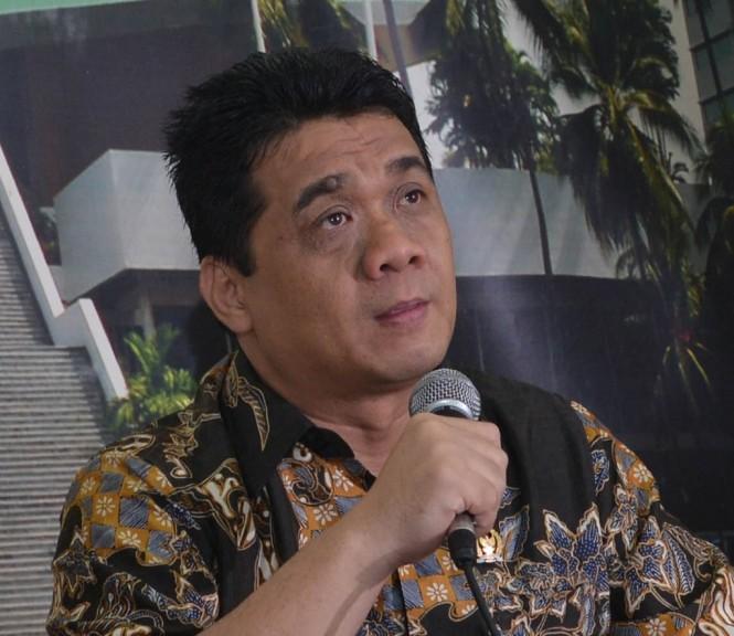 Wakil Ketua Komisi II Ahmad Riza Patria - MI/M irfan.