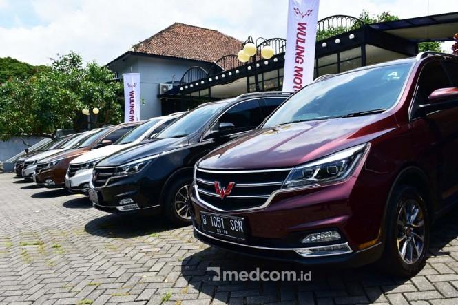 Wuling Motors siapkan strategi ekspor dari pabrik di Indonesia. Dok. medcom.id