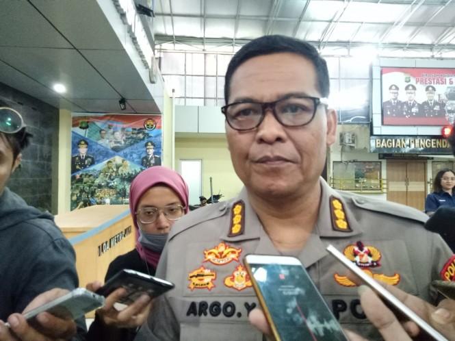 Ketua Tim Media Satgas Anti-Mafia Bola, Kombes Argo Yuwono (Medcom.id/Siti Yona)
