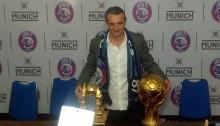 Pelatih Arema FC Puji CEO Baru