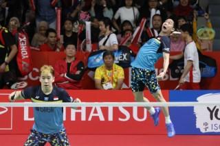 Marcus/Kevin Belum Terbendung, Pijakkan Kaki di 16 Besar Indonesia Masters