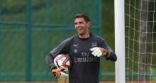 Arsenal Lepas Kipernya