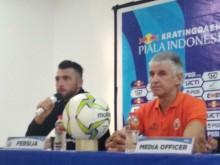Simic Pesimis Persija Cemerlang di Liga Champions Asia