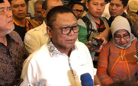Ketua Umum Partai Hanura Oesman Sapta Odang (OSO). Medcom.id/Theofilus Ifan Sucipto,