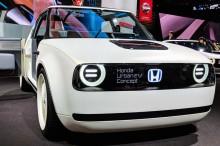 Honda Urban EV Concept Bakal Nongol di Jenewa