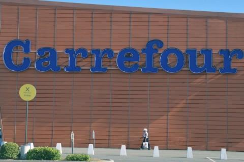 Bursa Prancis Tertekan, Saham Carrefour Melonjak 6,95%