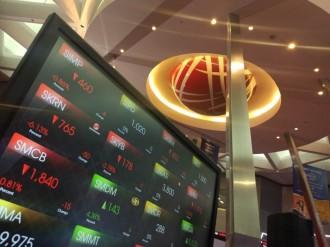 Pasar Saham Indonesia Diramal Bergerak Terbatas
