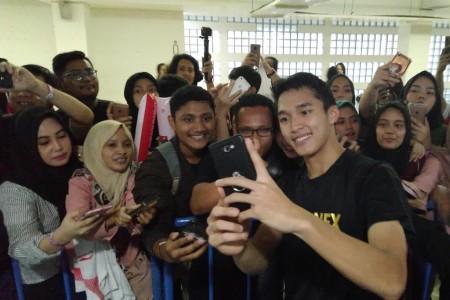 Tips Berburu Foto Pemain Idola di Indonesia Masters 2019