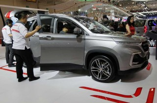 Wuling Motors masih Menyampingkan Target Penjualan