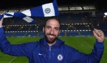 Gabung Chelsea, Higuain: Mimpi Jadi Kenyataan