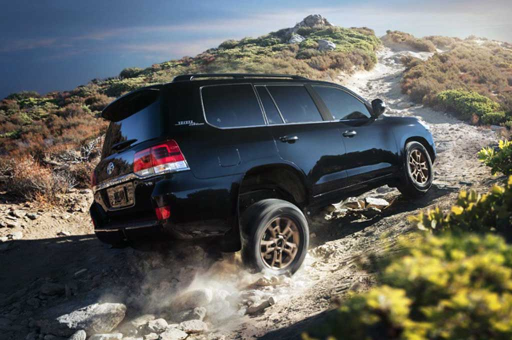 Toyota ?Land Cruiser 2020 Heritage Edition. Autoguide