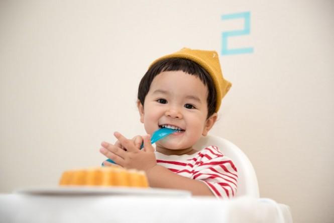 Anak-anak berusia di bawah satu tahun umumnya lebih rentan terhadap reaksi (Foto Ilustrasi: Kazuend/Unsplash.com)