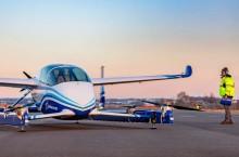 Boeing Uji Pesawat Listrik Otonom