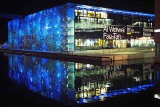 Museum Beton Canggih yang Kedap Air Laut