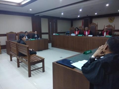 Jaksa Minta Keberatan Eks Hakim Merry Ditolak