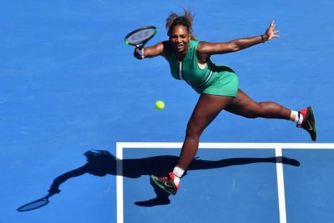 Cedera Pergelangan Kaki bukan Penyebab Kekalahan Serena Williams