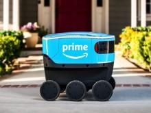 Amazon Tes Robot Pengantar Otonom
