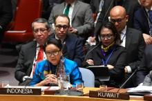 Bicara di DK PBB, Indonesia Dukung Proses Perdamaian Kolombia