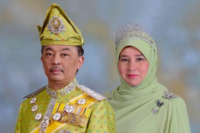 Sultan Pahang akan menjabat sebagai Raja baru Malaysia selama lima tahun. (Foto: The Star).