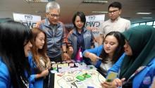 Kuliah di President University <i>Klik</i> dengan Industri