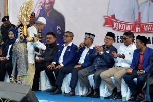 Sekber Pemenangan Jokowi-Ma'ruf di Aceh Diresmikan