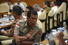 Koordinasi Penjagaan Pendeteksi Bencana Diintensifkan