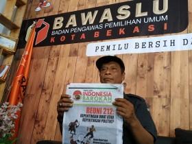 Tabloid 'Indonesia Barokah' Pakai Alamat Fiktif