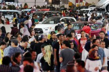 Domestic Car Sales Up 6.9% in 2018: Gaikindo