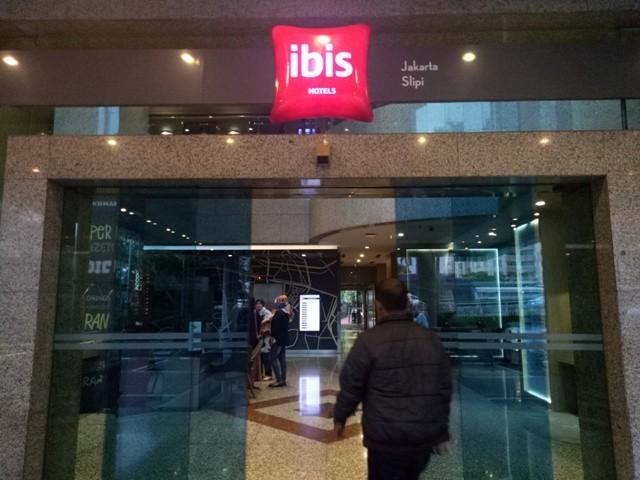 Ilustrasi--Hotel Ibis Slipi, Jakarta Barat--Medcom.id/Siti Yona Hukmana